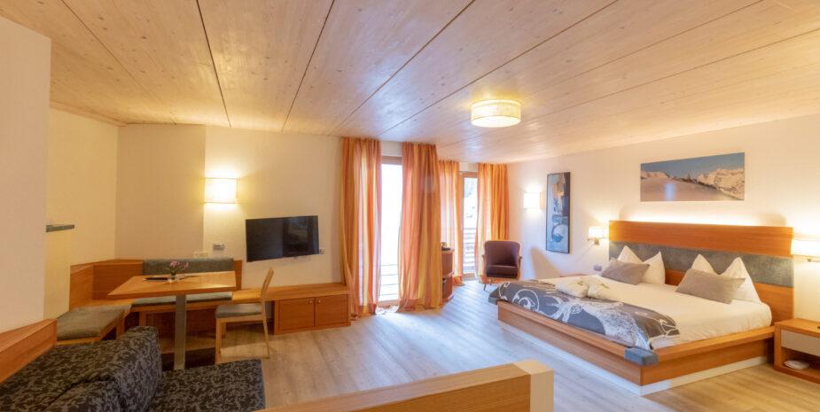 Junior Suite Berghotel Miramonti