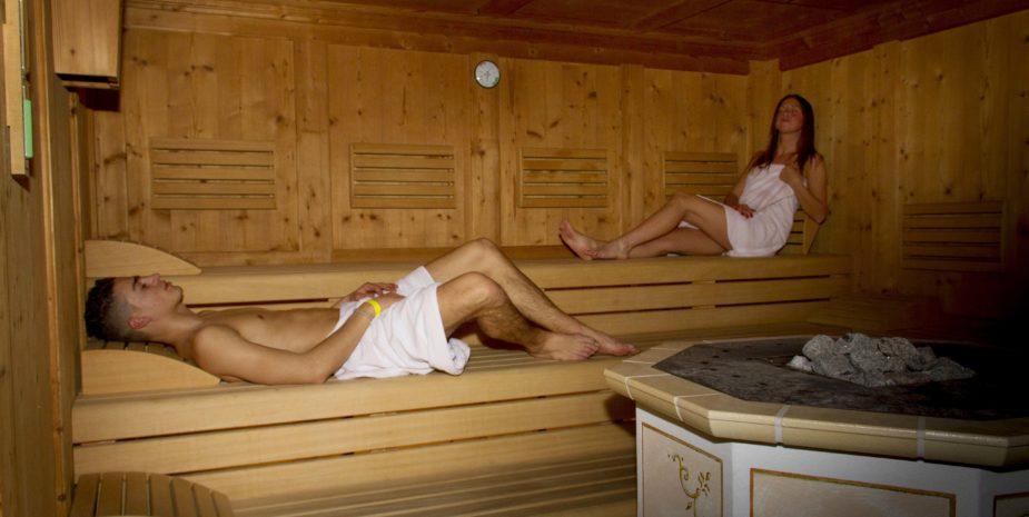 Sauna Berghotel Miramonti