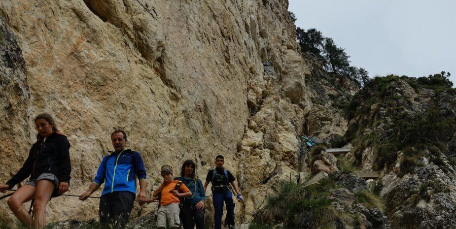 Trekking Berghotel Miramonti