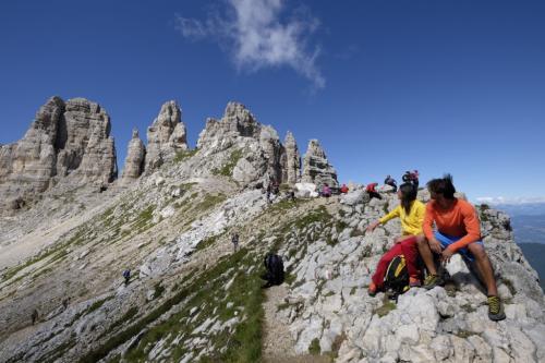Berghotel - Trekking Dolomiti