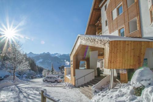 Berghotel - Location