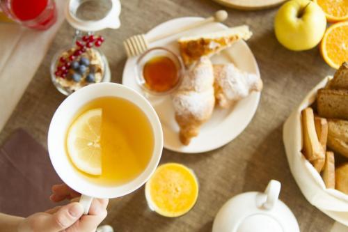 Berghotel - Breakfast